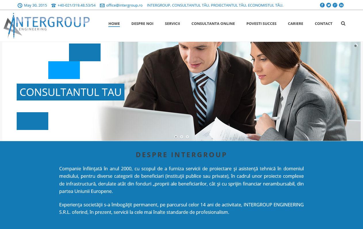 Intergroup Engineering